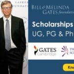 Gates Cambridge Scholarship Programme 2020 in UK (Fully Funded)