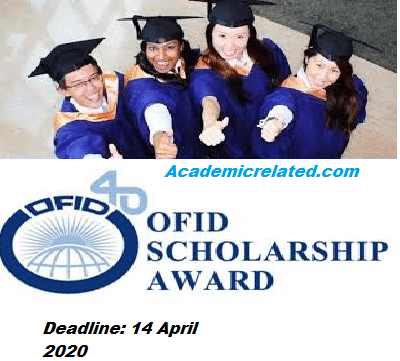 OPEC/OFID Scholarships 2021-2022 for Developing Countries [$50,000]