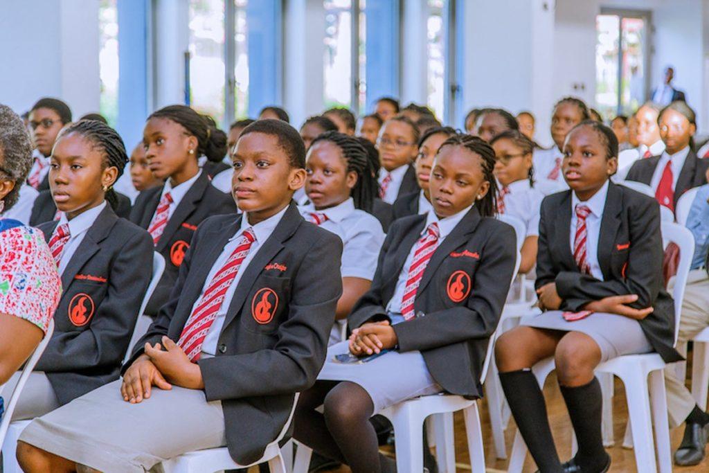 Best International Secondary School in Nigeria