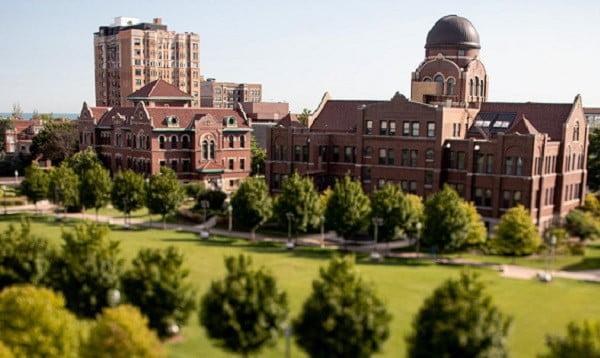Loyola University law courses online