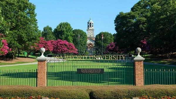 Samford University online law school