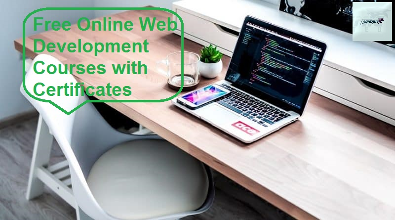 15 Free Online Web Development Courses with Certificates in 2021