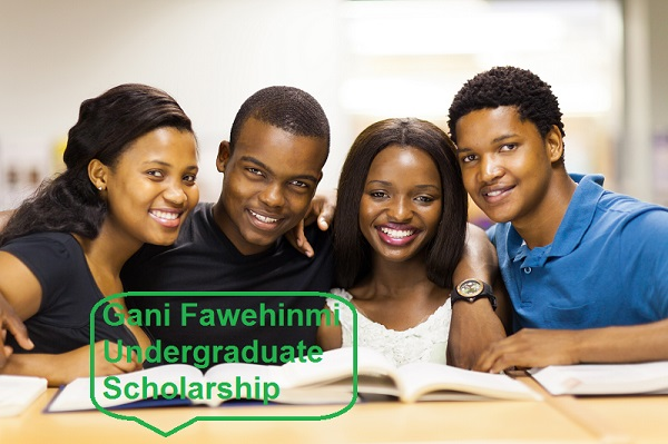 Gani Fawehinmi Undergraduate Scholarship