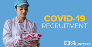 UN Volunteers for Novel Coronavirus