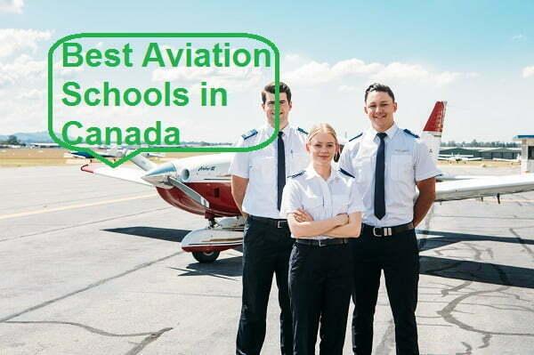 Best Aviation Schools in Canada 2021
