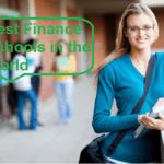 Best Finance Schools in the World