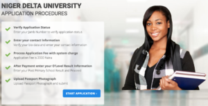 NDU Post UTME form 2020