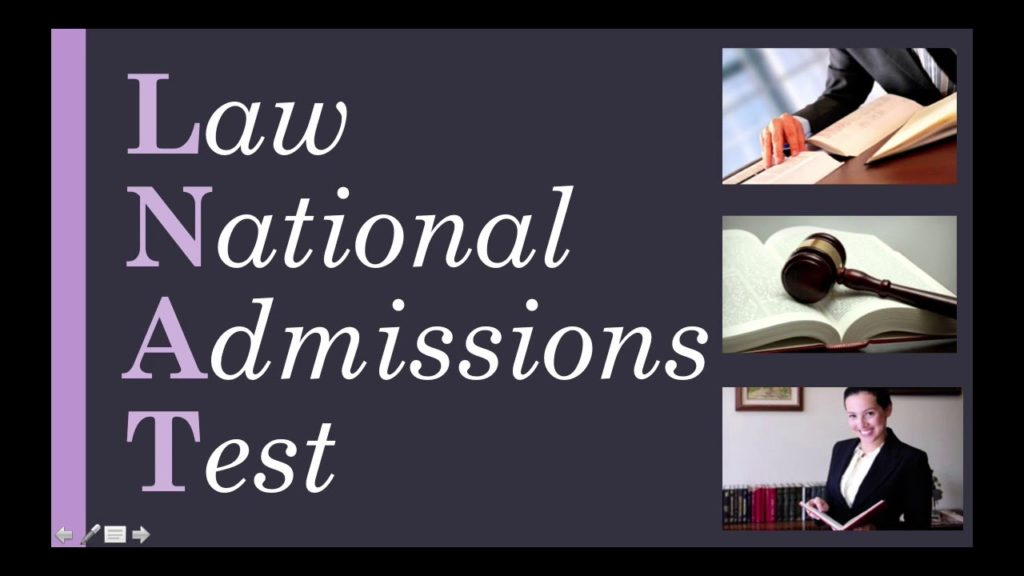 National Admission Test for Law (LNAT)