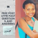 free Post UTME Past Questions