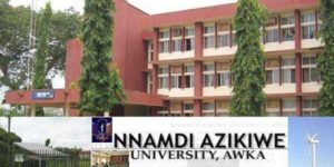 UNIZIK Post UTME Form 2020