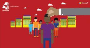 Microsoft Interns4Afrika internships