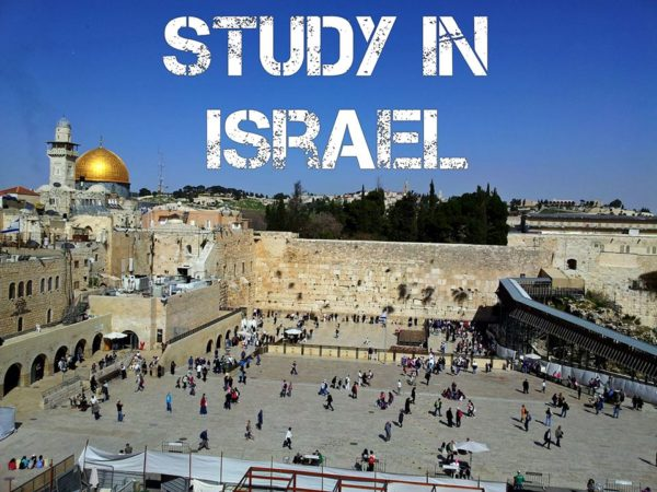 Study in Israel: Best Universities and Scholarships in Israel 2021