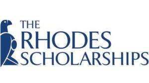 Rhodes Scholarship 2020