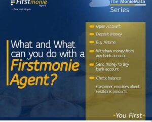 Steps on How to Become a Firstmonie Agent in Nigeria