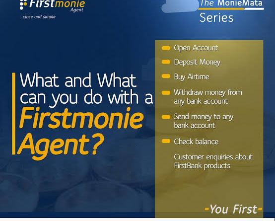 Steps on How to Become a Firstmonie Agent in Nigeria in 2021