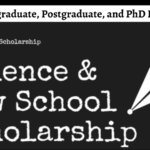Science and Law Scholarship