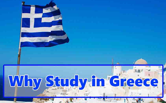 Study Abroad in Greece 2021 – How to Get Scholarship to Study Abroad in Greece