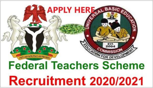 Federal Teachers' Scheme Recruitment