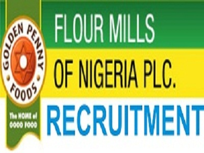 Flour Mills of Nigeria Plc Job Recruitment (5 Positions)