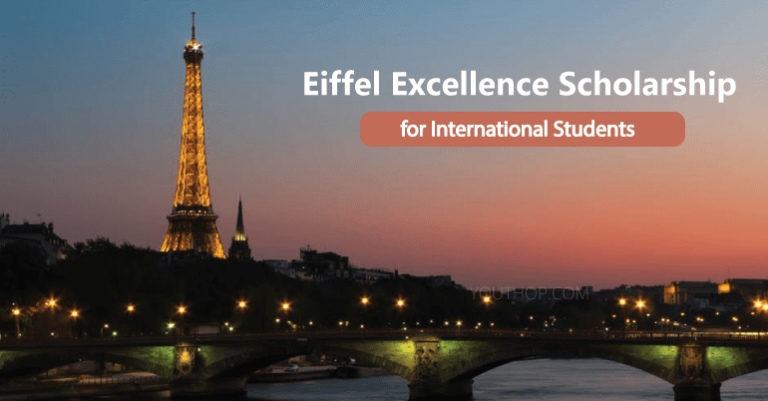 French Government Eiffel Excellence Masters and Ph.D. Scholarships