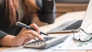 Highest Paying Jobs in France