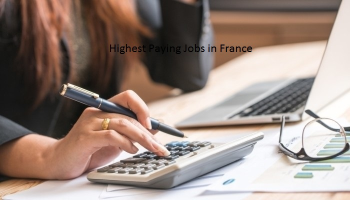 20 Highest Paying Jobs in France in 2020