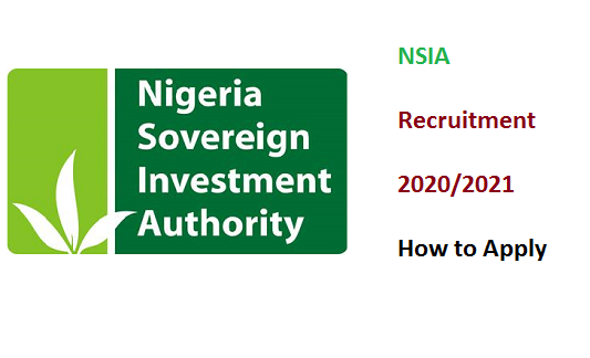 Nigeria Sovereign Investment Authority (NSIA) Graduate Analyst Programme (GAP)