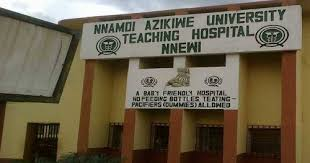 Nnamdi Azikiwe University Teaching Hospital Graduate Internship Job Recruitment
