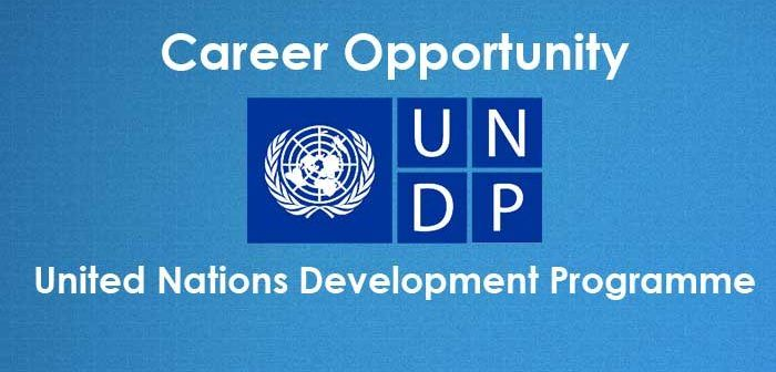 United Nations Development Programme (UNDP) Job Recruitment
