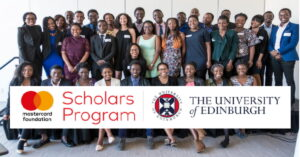 University of Edinburgh MasterCard Foundation Scholarships