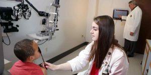 study optometry