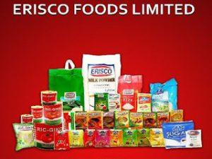 Erisco Foods Limited Job Recruitment