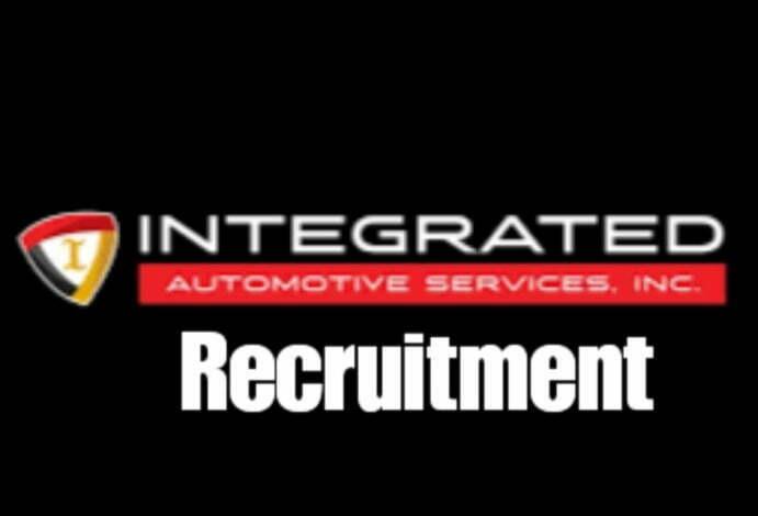 Integrated Automotive Services Limited Job Recruitment