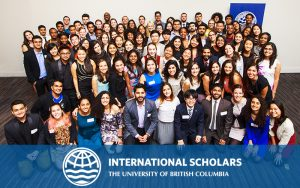 International Leader of Tomorrow (ILOT) Undergraduate Scholarships