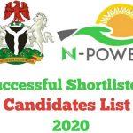 N-power Shortlisted Batch C