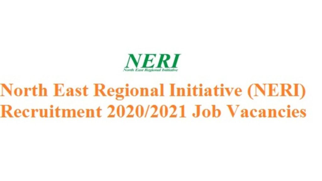 North East Regional Initiative (NERI) Nigeria Job Recruitment (5 Positions)