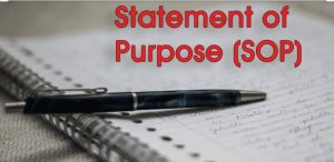 How to Write an Amazing SOP and Gain Admission into Top School