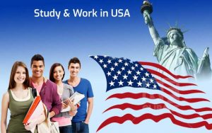 work study in USA