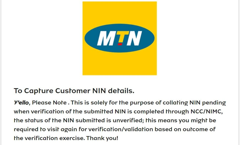 How to Link Your NIN with Your Phone Number (For MTN, Glo, Airtel & 9Mobile)