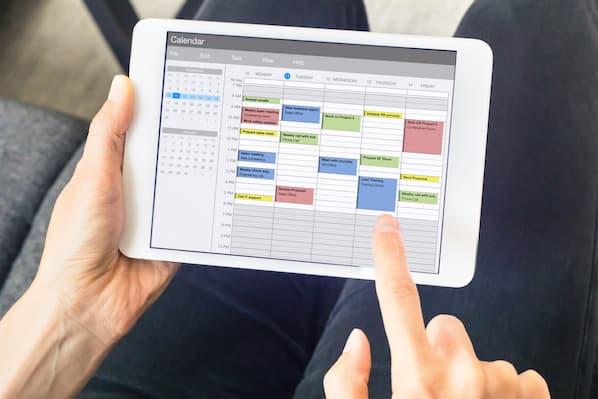What is the job description of a scheduler?