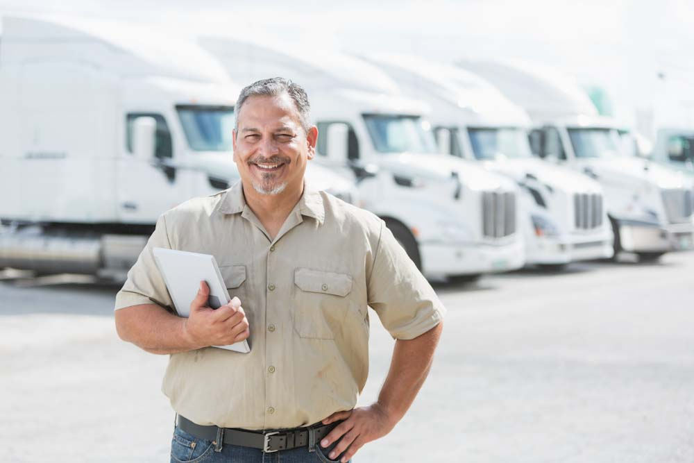 What is the Job Description of a Fleet Manager?