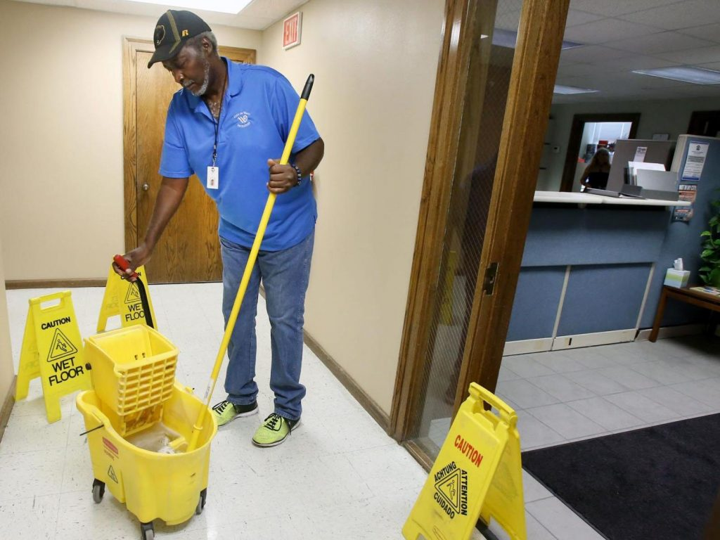 What is the Job Description of a Janitor?