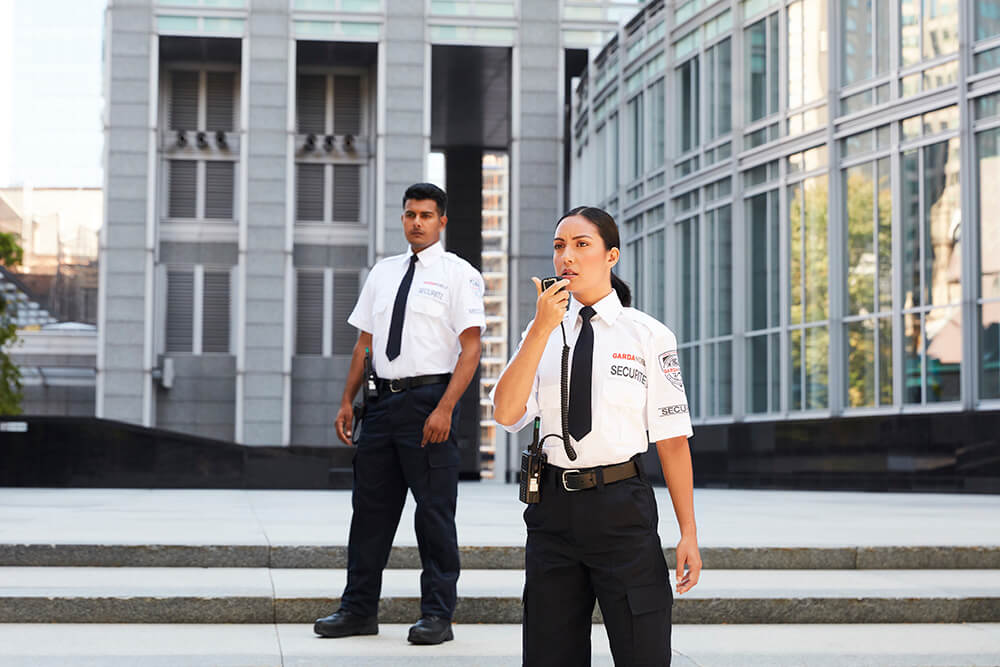 What is the Job Description of a Security Guard?