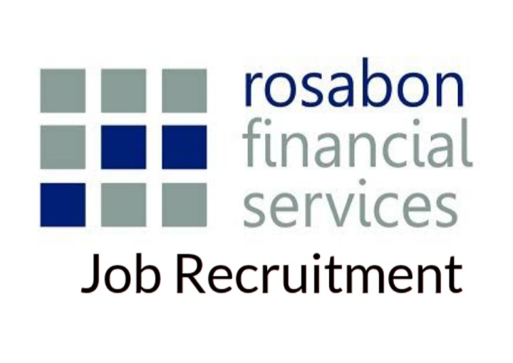 Rosabon Financial Services Limited Job Recruitment (12 Positions)