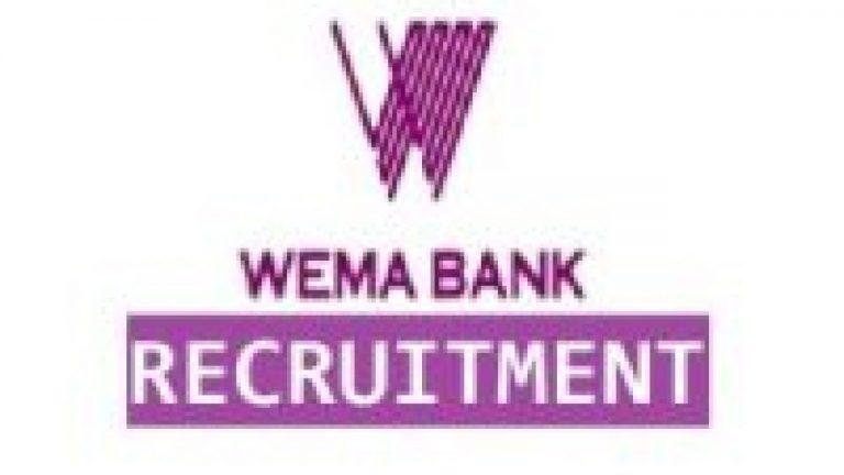 Wema Bank Plc Job Recruitment
