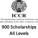 indian Government (ICCR) Scholarships