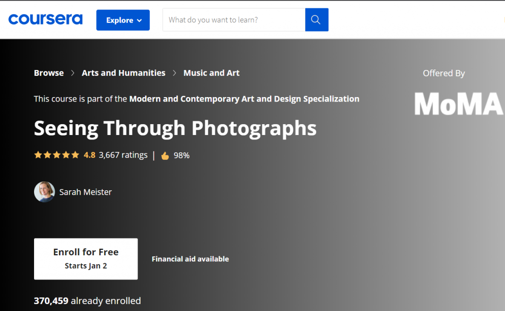 seeing-through-photographs-coursera-free-photography-class