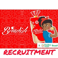 Breadish Bakery Job Recruitment (5 Positions)