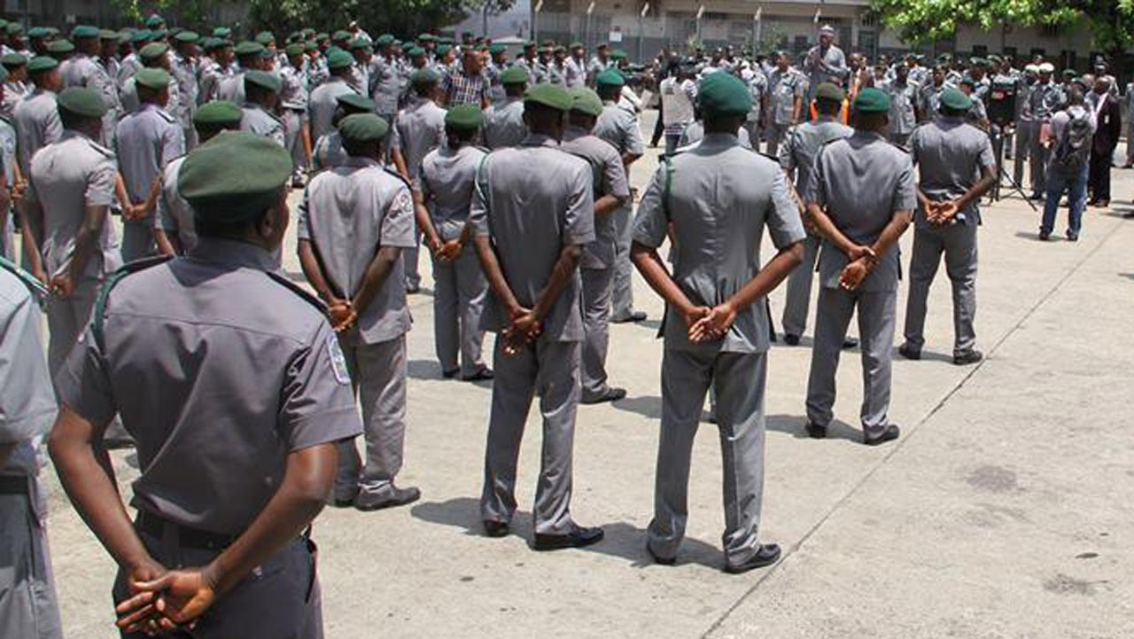 Nigeria Customs Service (NCS) Recruitment