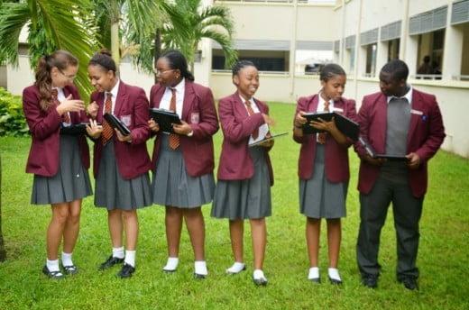 The American International School of Lagos
